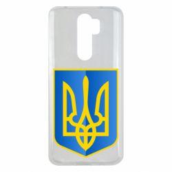 Чохол для Xiaomi Redmi Note 8 Pro Герб України 3D