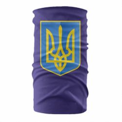 Бандана-труба Герб України 3D