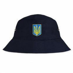 Панама Герб України 3D