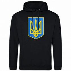 Мужская толстовка Герб України 3D - FatLine