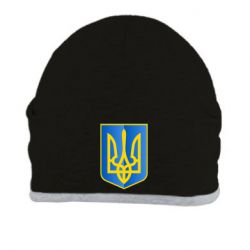 Шапка Герб України 3D - FatLine