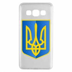 Чехол для Samsung A3 2015 Герб України 3D