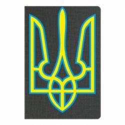Блокнот А5 Герб України (двокольоровий) - FatLine