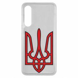 Чохол для Xiaomi Mi9 SE Герб України (двокольоровий)