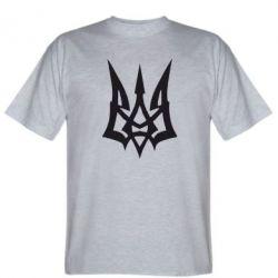 Чоловіча футболка Герб України новий