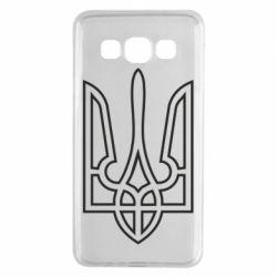 Чохол для Samsung A3 2015 Герб України (полий)