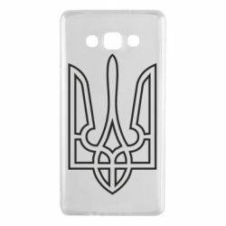 Чохол для Samsung A7 2015 Герб України (полий)