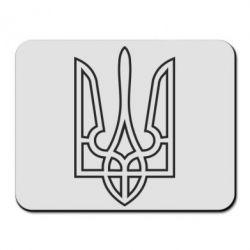 Коврик для мыши Герб України (полий) - FatLine
