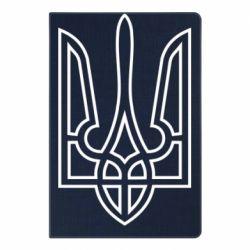 Блокнот А5 Герб України (полий)
