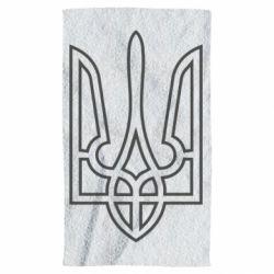 Рушник Герб України (полий)