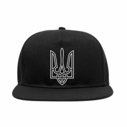 Снепбек Герб України (полий) - FatLine