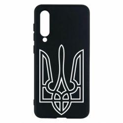 Чохол для Xiaomi Mi9 SE Герб України (полий)