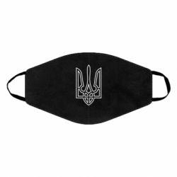 Маска для обличчя Герб України (полий)