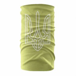 Бандана-труба Герб України (полий)