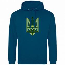 Толстовка Герб України (полий) - FatLine