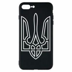 Чохол для iPhone 7 Plus Герб України (полий)