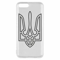 Чохол для Xiaomi Mi6 Герб України (полий)
