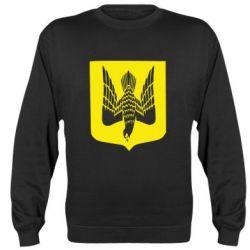Реглан (свитшот) Герб України голуб - FatLine