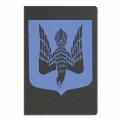 Блокнот А5 Герб України сокіл