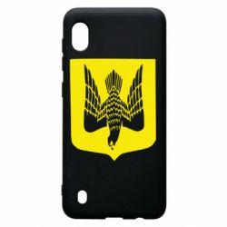 Чохол для Samsung A10 Герб України сокіл