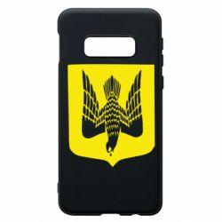 Чохол для Samsung S10e Герб України сокіл