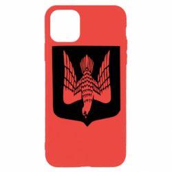 Чохол для iPhone 11 Pro Герб України сокіл