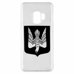 Чохол для Samsung S9 Герб України сокіл