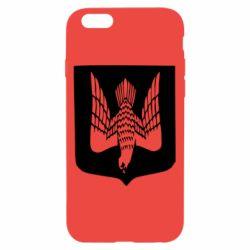 Чохол для iPhone 6/6S Герб України сокіл