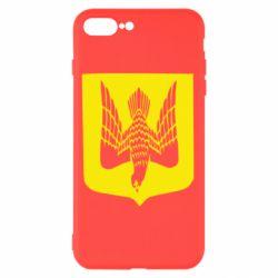 Чохол для iPhone 7 Plus Герб України сокіл