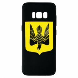 Чохол для Samsung S8 Герб України сокіл
