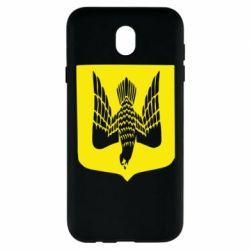Чохол для Samsung J7 2017 Герб України сокіл