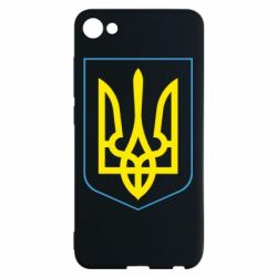 Чехол для Meizu U10 Герб України з рамкою - FatLine