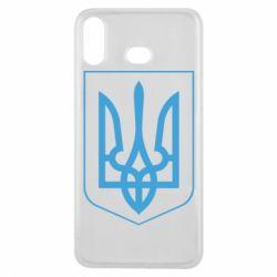 Чехол для Samsung A6s Герб України з рамкою - FatLine