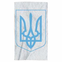 Полотенце Герб України з рамкою - FatLine
