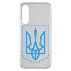 Чехол для Xiaomi Mi9 SE Герб України з рамкою