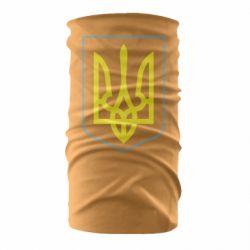 Бандана-труба Герб України з рамкою