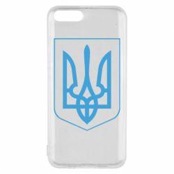 Чехол для Xiaomi Mi6 Герб України з рамкою