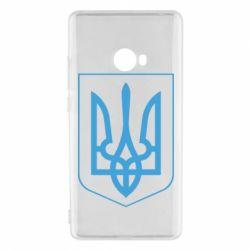 Чехол для Xiaomi Mi Note 2 Герб України з рамкою - FatLine