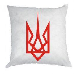 Подушка Герб України загострений