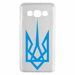 Чехол для Samsung A3 2015 Герб України загострений - FatLine