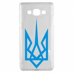 Чехол для Samsung A5 2015 Герб України загострений