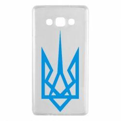 Чехол для Samsung A7 2015 Герб України загострений - FatLine