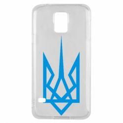 Чехол для Samsung S5 Герб України загострений