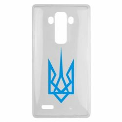 Чехол для LG G4 Герб України загострений - FatLine