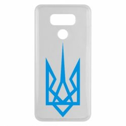 Чехол для LG G6 Герб України загострений - FatLine
