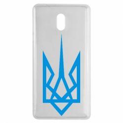 Чехол для Nokia 3 Герб України загострений - FatLine