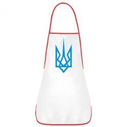 Фартук Герб України загострений