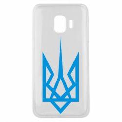 Чехол для Samsung J2 Core Герб України загострений - FatLine