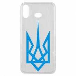 Чехол для Samsung A6s Герб України загострений