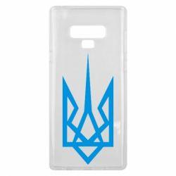 Чехол для Samsung Note 9 Герб України загострений